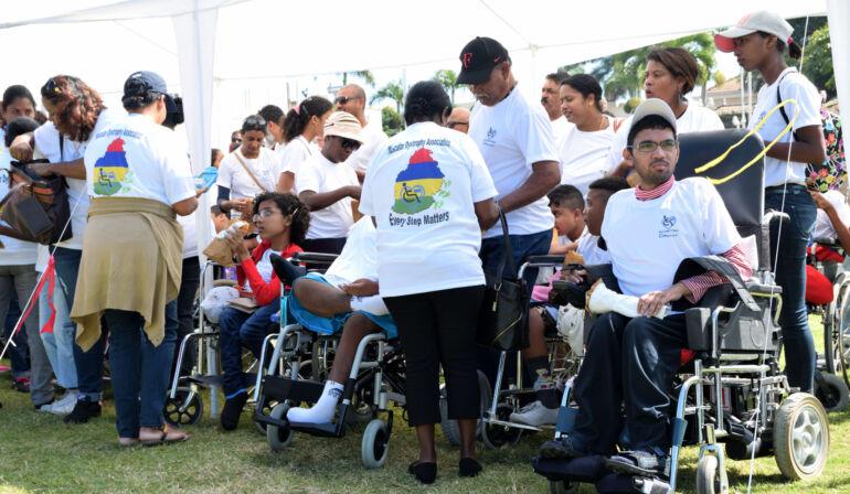 Muscular Dystrophy Association:  C'était une belle journée