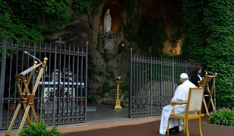 Le Pape François lance un « marathon de prière » à partir du 1 er mai