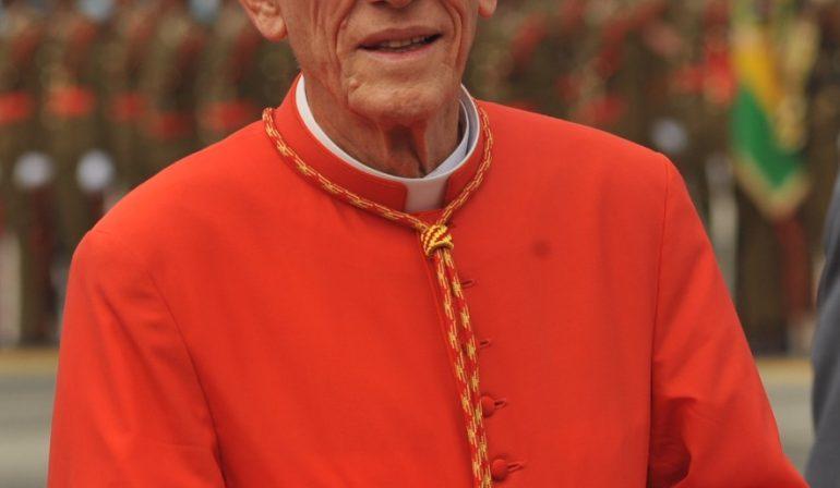 Cardinal Piat : « Une vie de service apporte une grande joie »