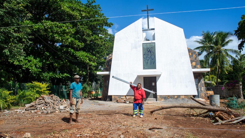 Baie-du-Tombeau : La chapelle Bon-Pasteur rénovée