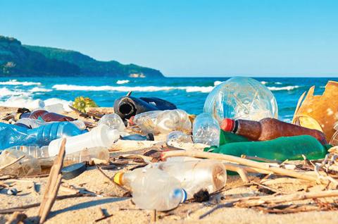 Plastique a usage unique