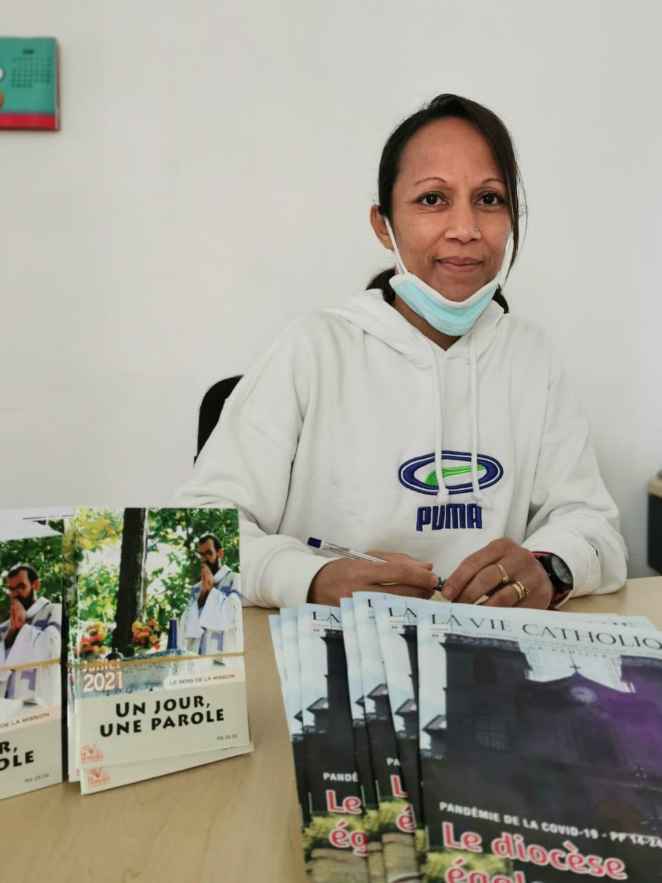 Vanessa Kan Nam Nunkoo : «Je suis une personne  de terrain»