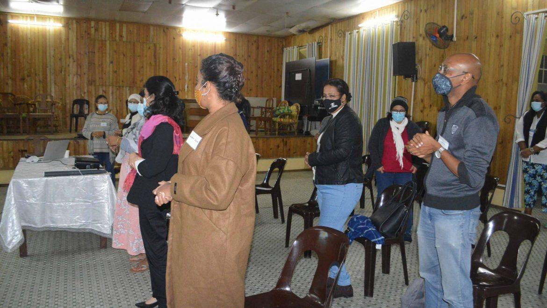 Youth Alive : Formation des accompagnateurs