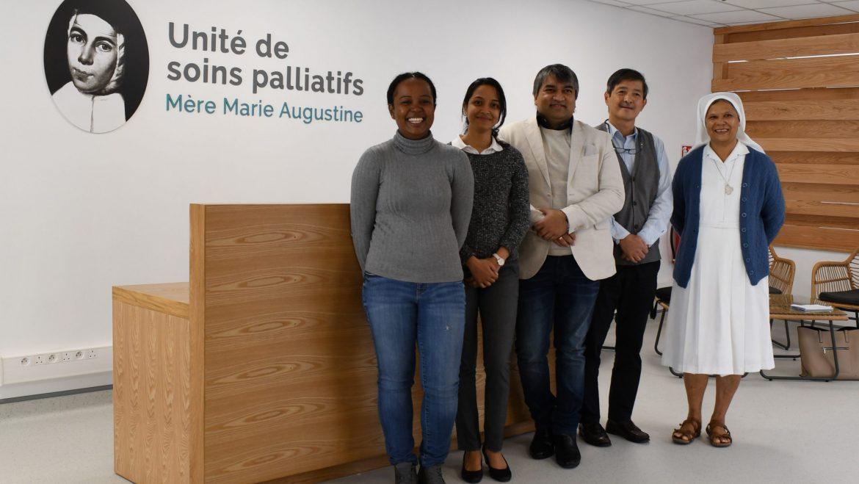 Soins palliatifs : une première à Maurice !