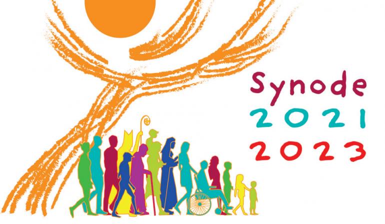 Le Synode sur la synodalitéen quelques questions