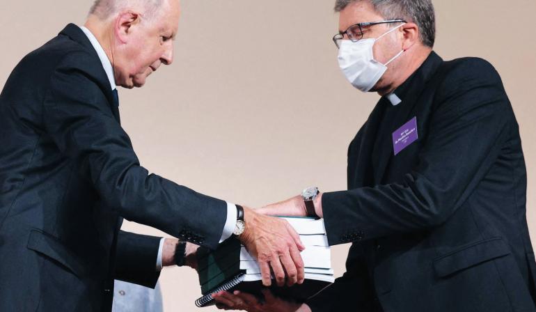Rapport Sauvé : Onde de choc sur l'Église